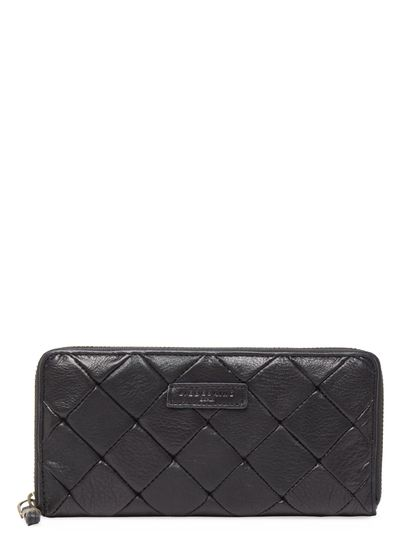 Liebeskind Lesley Quilted Leather Zip Around Wallet