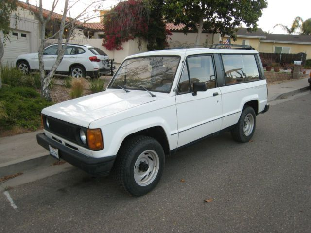 1986 Isuzu Trooper Turbo Diesel With 3rd Generation Rods Only