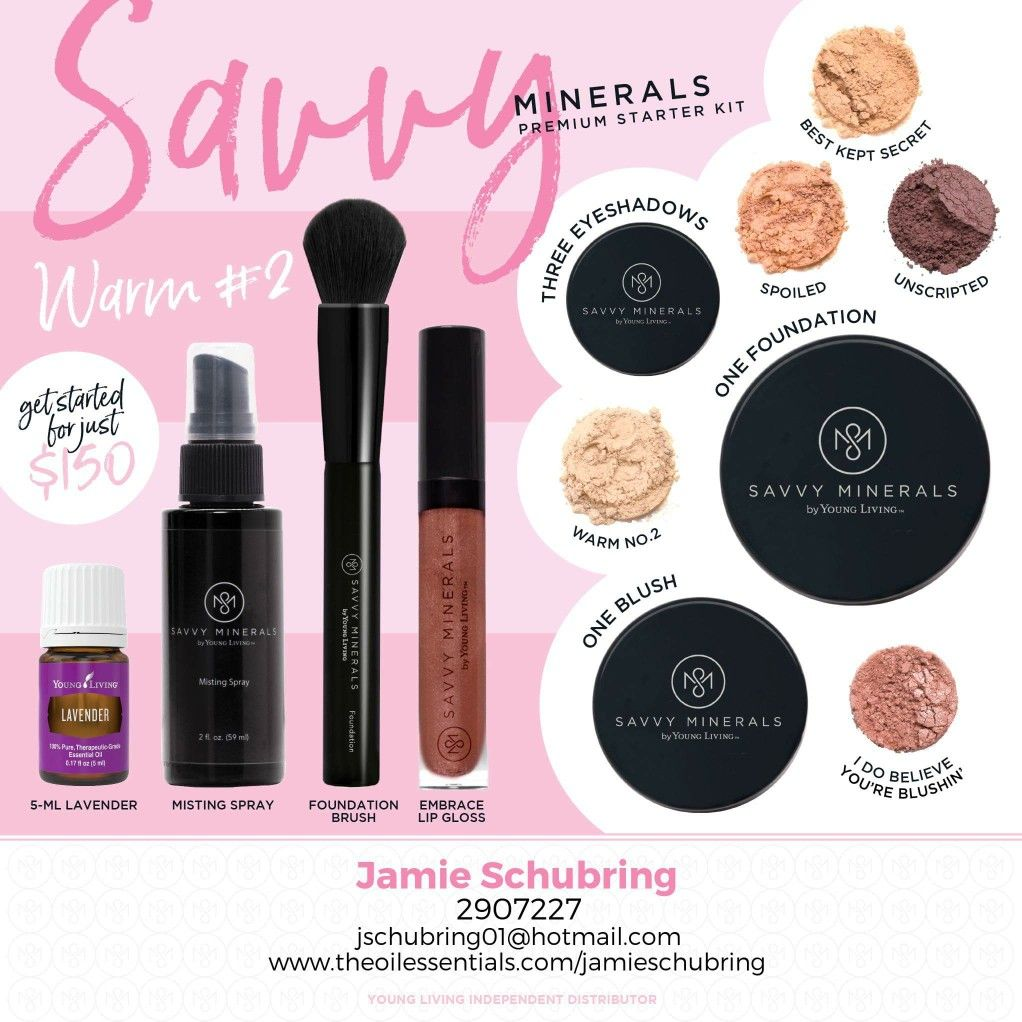 Savvy minerals image by Jamie Schubring on YL Distributor
