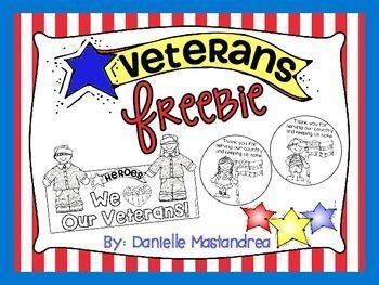 Veterans Day FREEBIE #veteransdaycrafts Enjoy this Veterans Day Freebie- Headband and Thank you cards.Want more Veterans Day activities? Check out the Veteran Craftivity below:Veterans Day CraftivityBe sure to visit my blog and Facebook page for Freebies & More!Krazee4Kindergarten BlogKrazee4Kindergarten Facebook Page #veteransdaythankyou