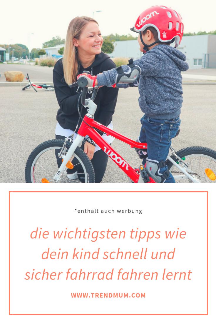 Woombikes Die Wichtigsten Tipps Wie Dein Kind Schnell Und