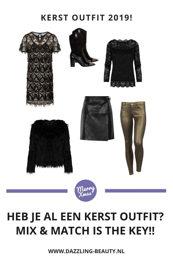 Kerst Outfit Lookbook!