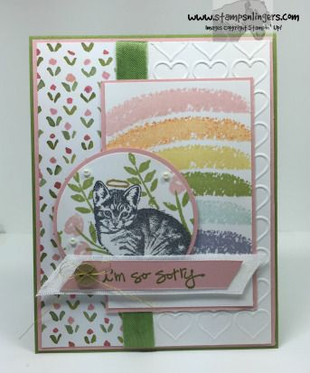 Greatest Greetings Kitty Sympathy 1 - Stamps-N-Lingers