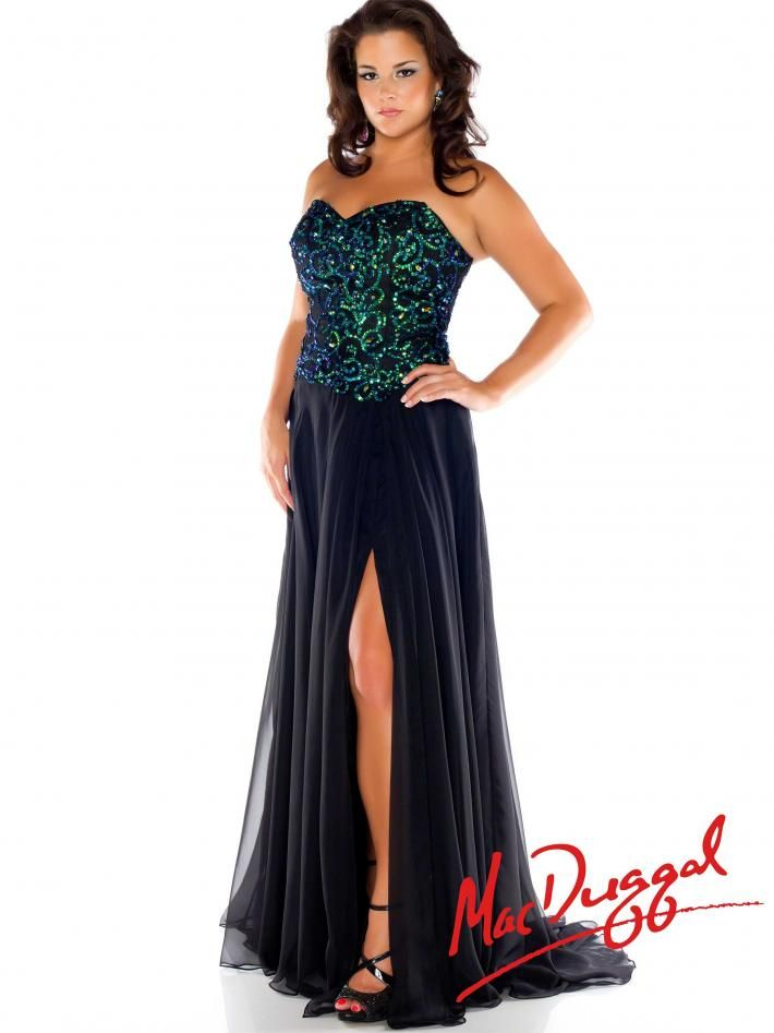 Fabulouss by Mac Duggal Style 76637F now in stock at Bri\'Zan Couture ...