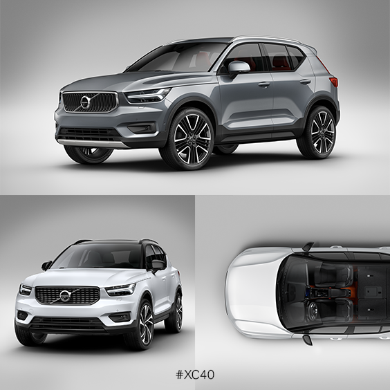 The New Volvo Xc40 Everything You Need Nothing You Don T