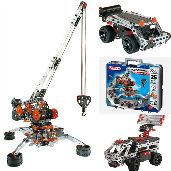 Editors Epic Picks Best 2017 Christmas Gift Ideas For 11 Year Old Boys 2017 Christmas Gifts Erector Set Gifts