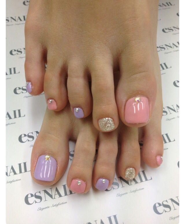 Prettiest Toes With Images Toe Nail Designs Toe Nails