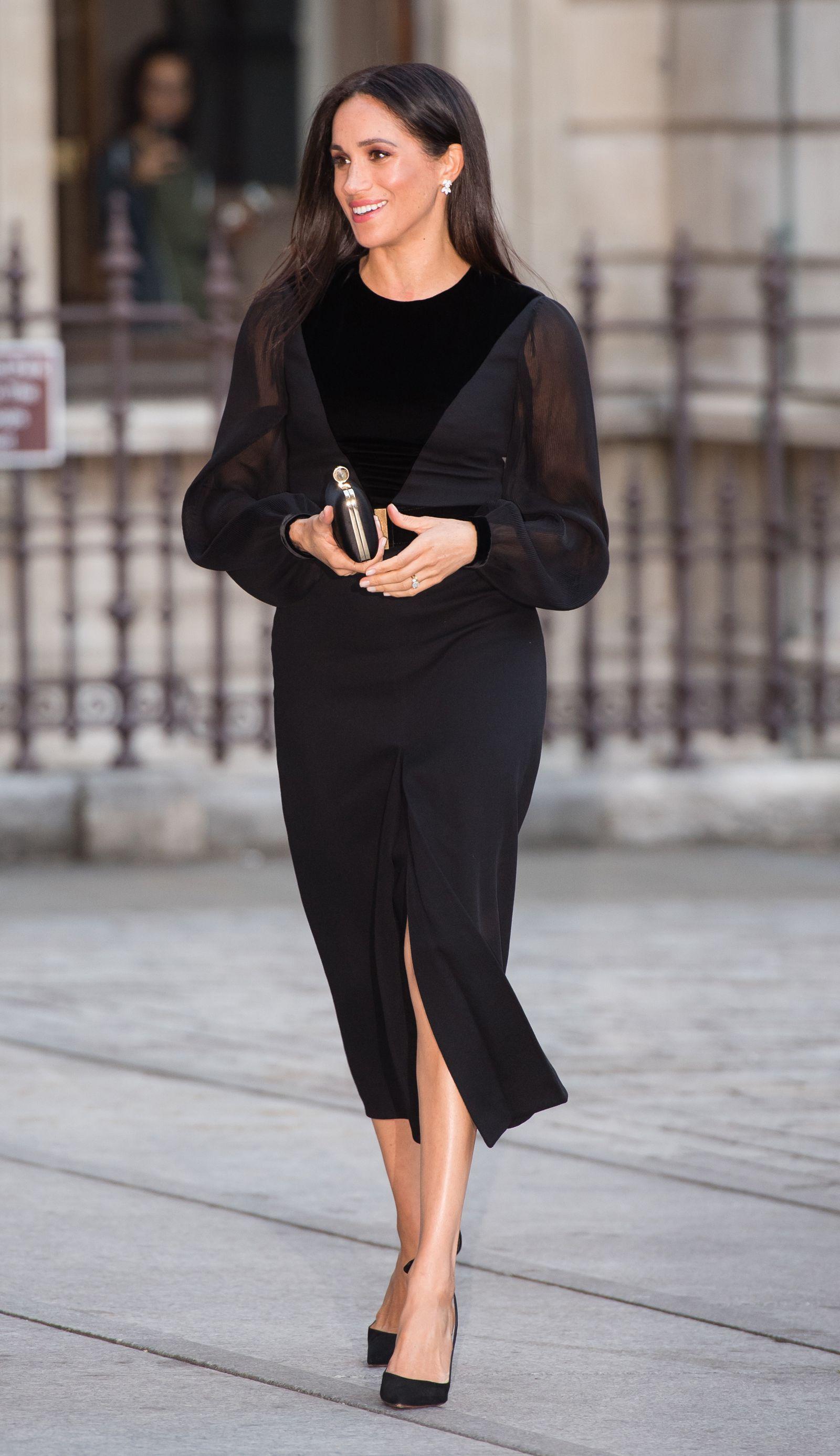 El vestido negro perfecto