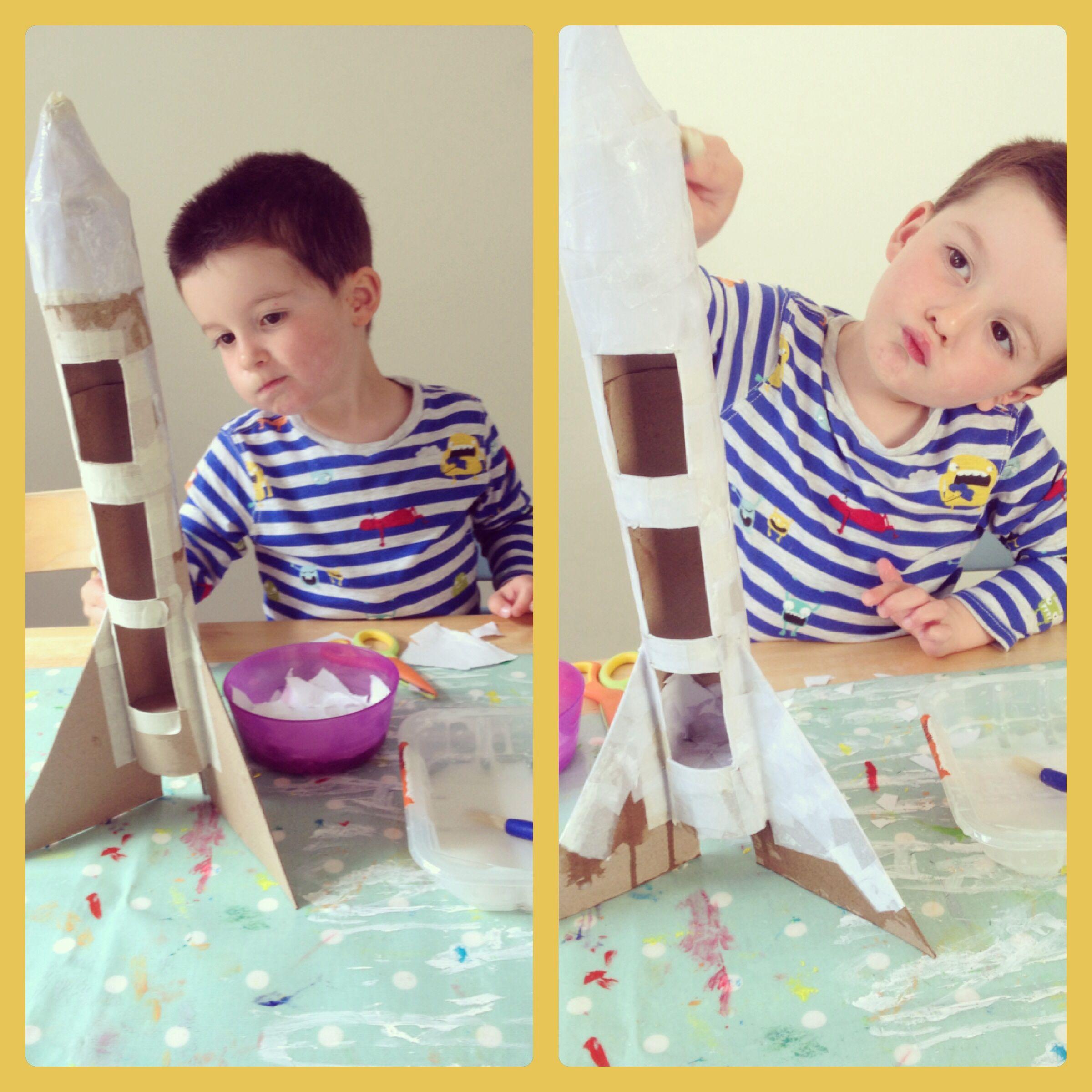 Rocket Craft Part 1