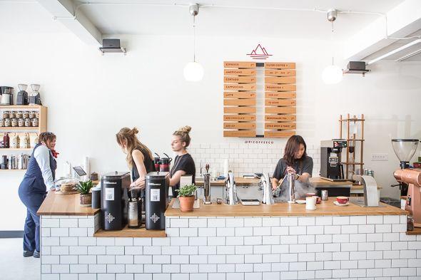 Reunion Island Coffee Toronto