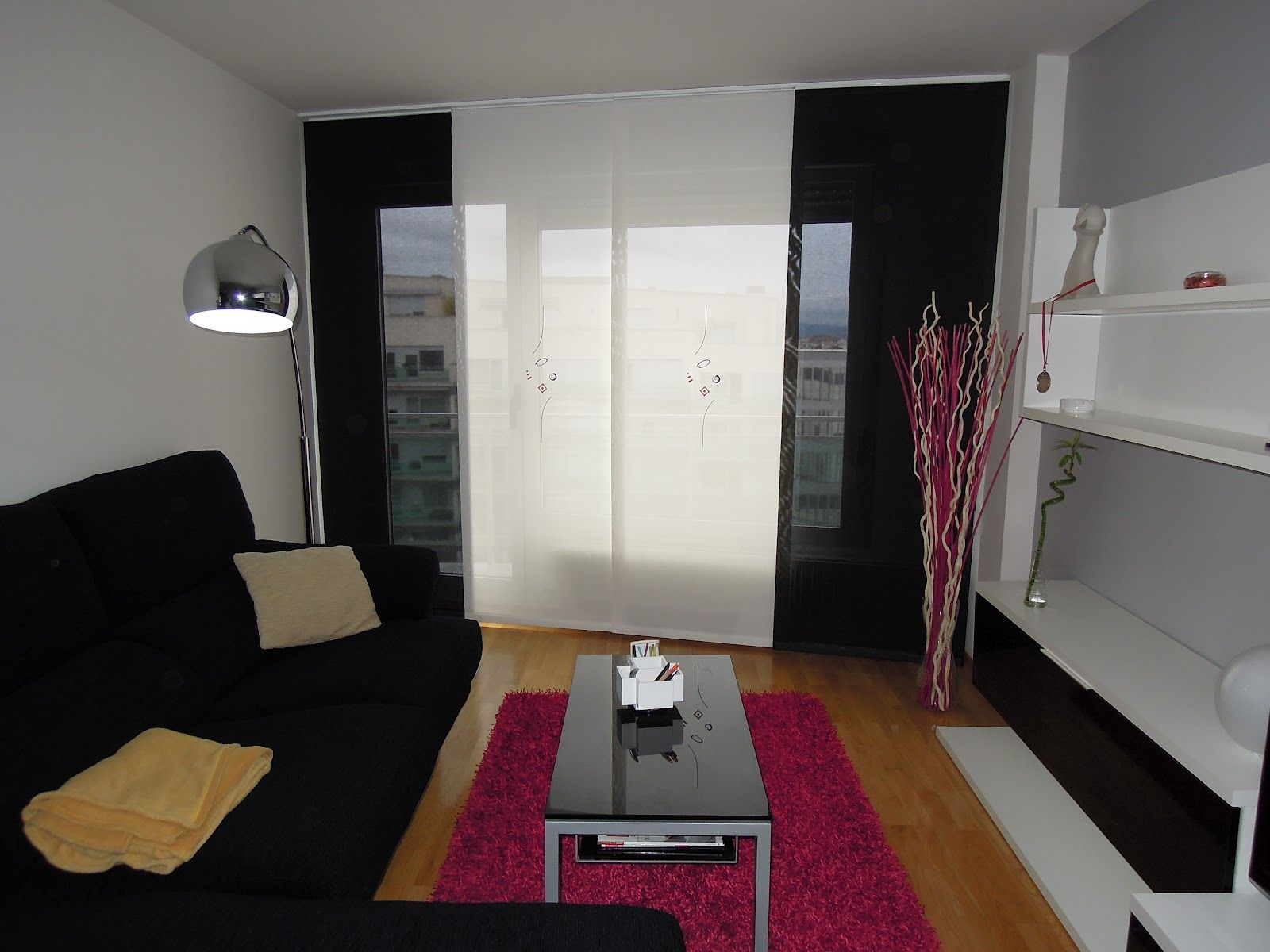 Fotos Salones 2012 Paneles Japoneses Diseño De Interiores Decoración Hogar