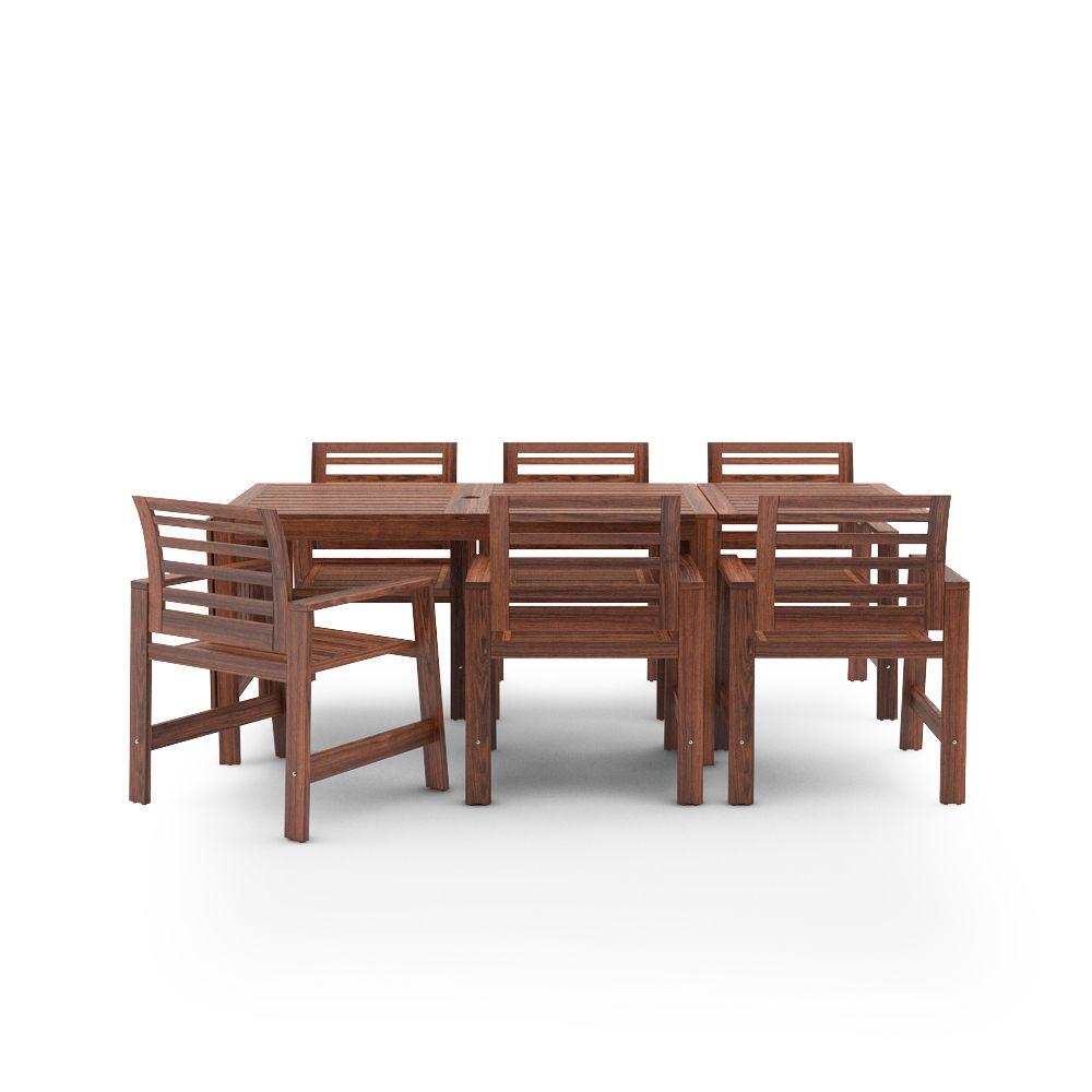 Attractive FREE 3D MODELS IKEA APPLARO OUTDOOR FURNITURE SERIES Special Bonus   Patio  Gazebo Included