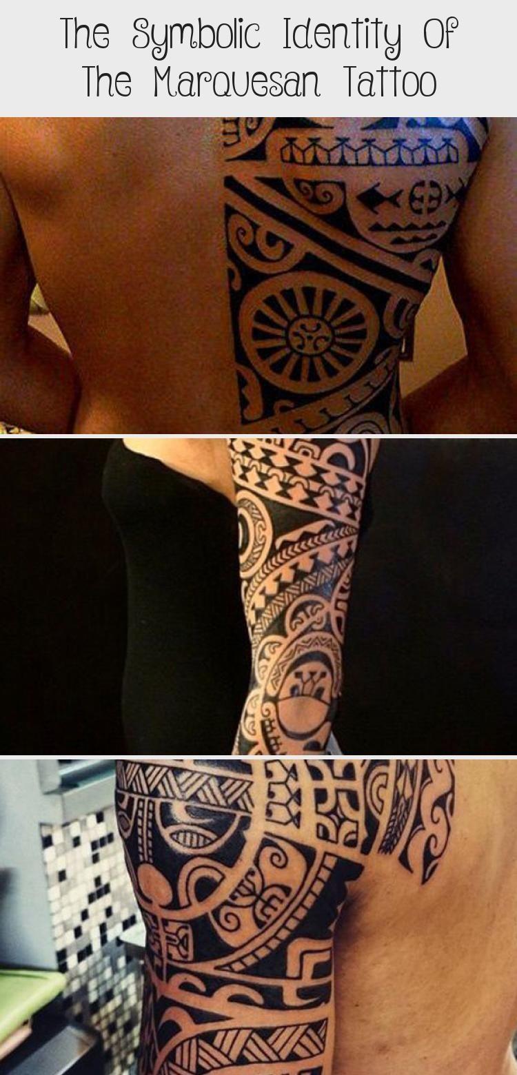 Photo of Die symbolische Identität des Marquesan Tattoos – Tattoos und Körperkunst – Schulter …
