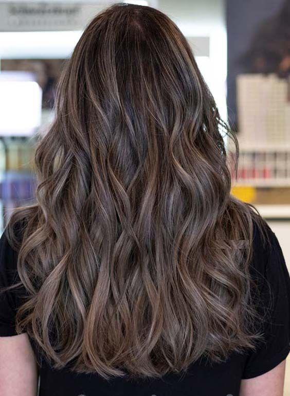 Amazing Dark Brown Hair Color Chart 12 Black Hair Color: Most Amazing Dark Hazelnut Hair Color Shades In 2018