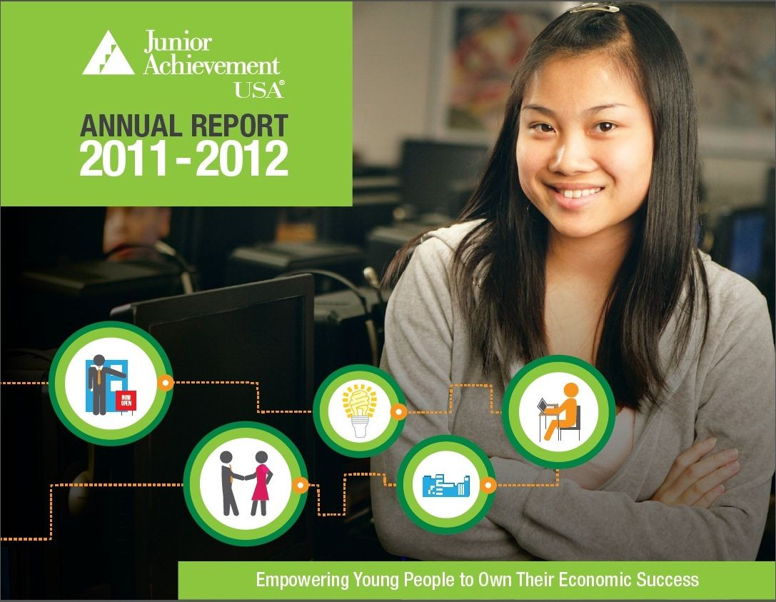 Junior Achievement - Educating youth on business, economics, and succeeding in a global economy