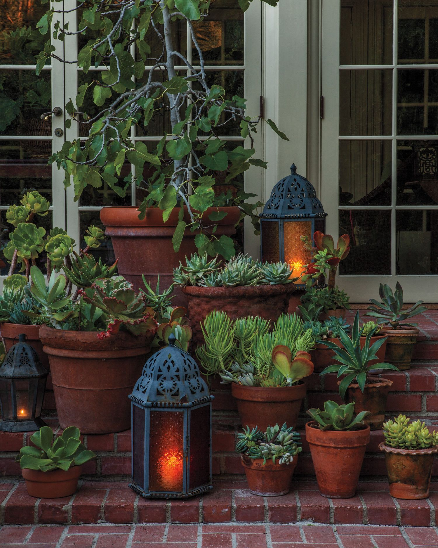 These Decorative Flower Pots and Planters Will Make Your Plants Pop is part of Vegetable garden design, Moroccan garden, Garden design, Garden boxes, Garden containers, Flower pots - Whether you're into ceramic pots, brass bases, or a particular color scheme, there's something here for every avid gardener