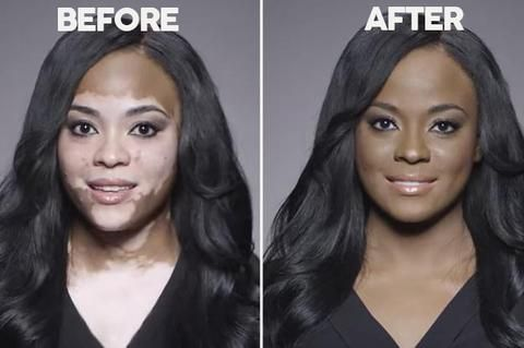 Magic Color Changing Foundation –