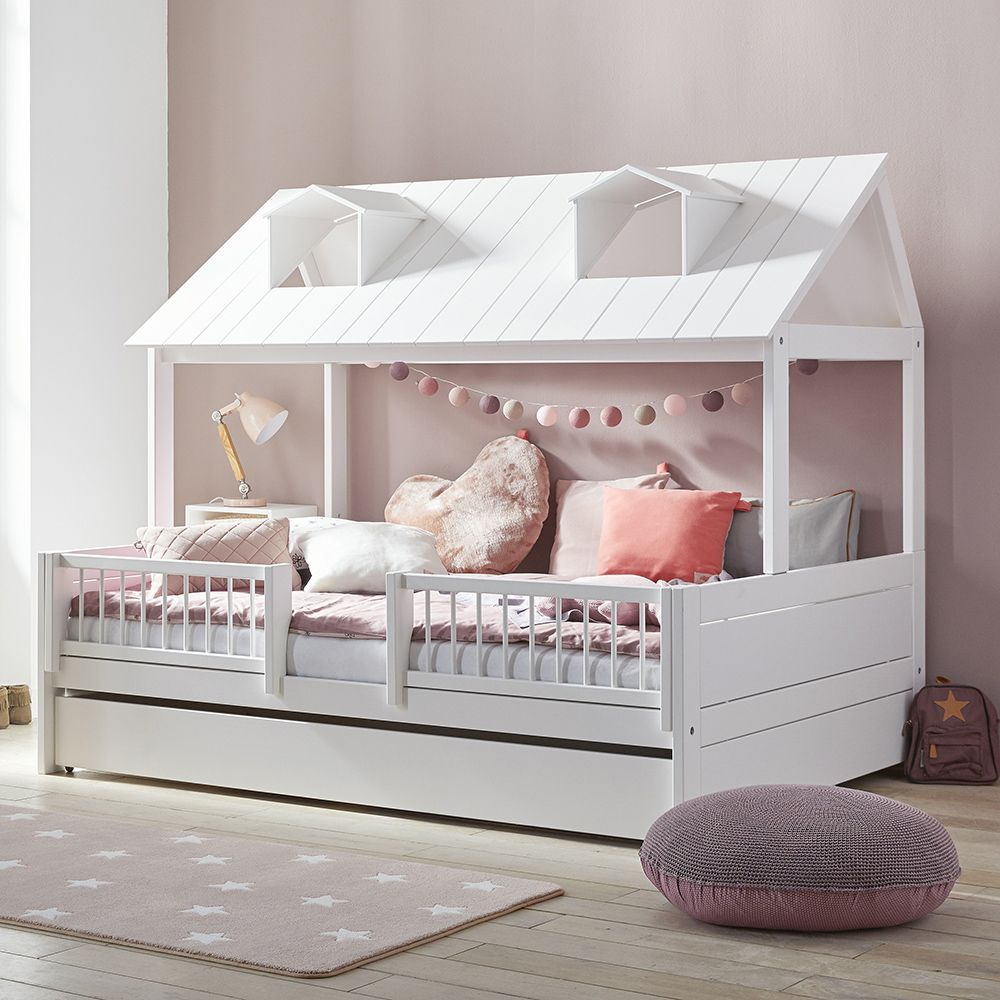 Beach House Double Bed For Kids Children Lifetime Kidsrooms Solid Wood Furniture Bedroom1 Childrens Bedroom Furniture Childrens Bedroom Furniture Sets Kid Beds
