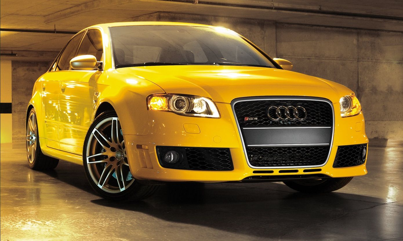 The audi is another award winning car from audi ag having been named as the 2007 world performance car winner in the world car of the year awards