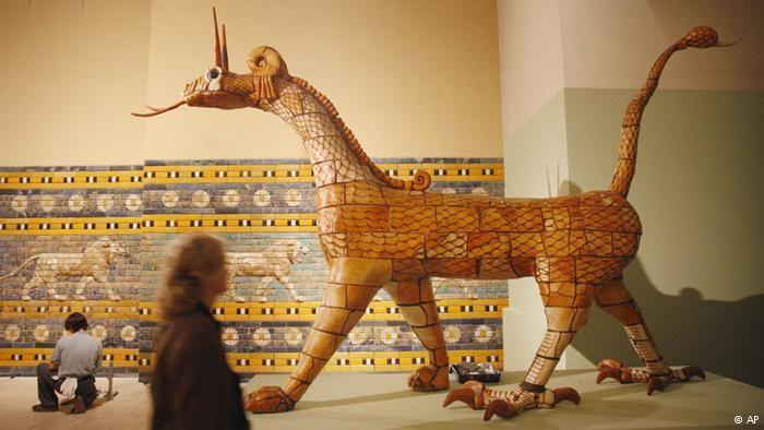 Ausstellung Pergamon Museum Berlin Zu Babylon Pergamon Museum Berlin Pergamon Museum Babylon