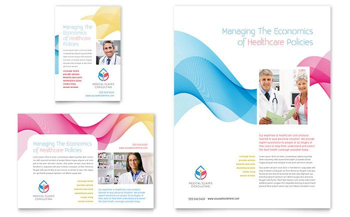 Insurance Consulting Flyer Ad Template Design Health Care Medical Health Care Pharmacy Medicine