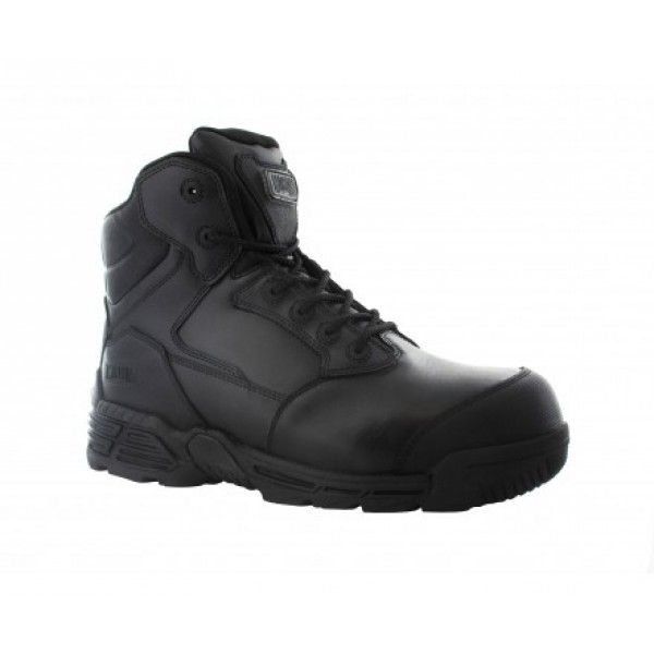7f934bcc71e Magnum Stealth Force 6.0 Leather CT CP SZ Bump Toe - A great safety ...