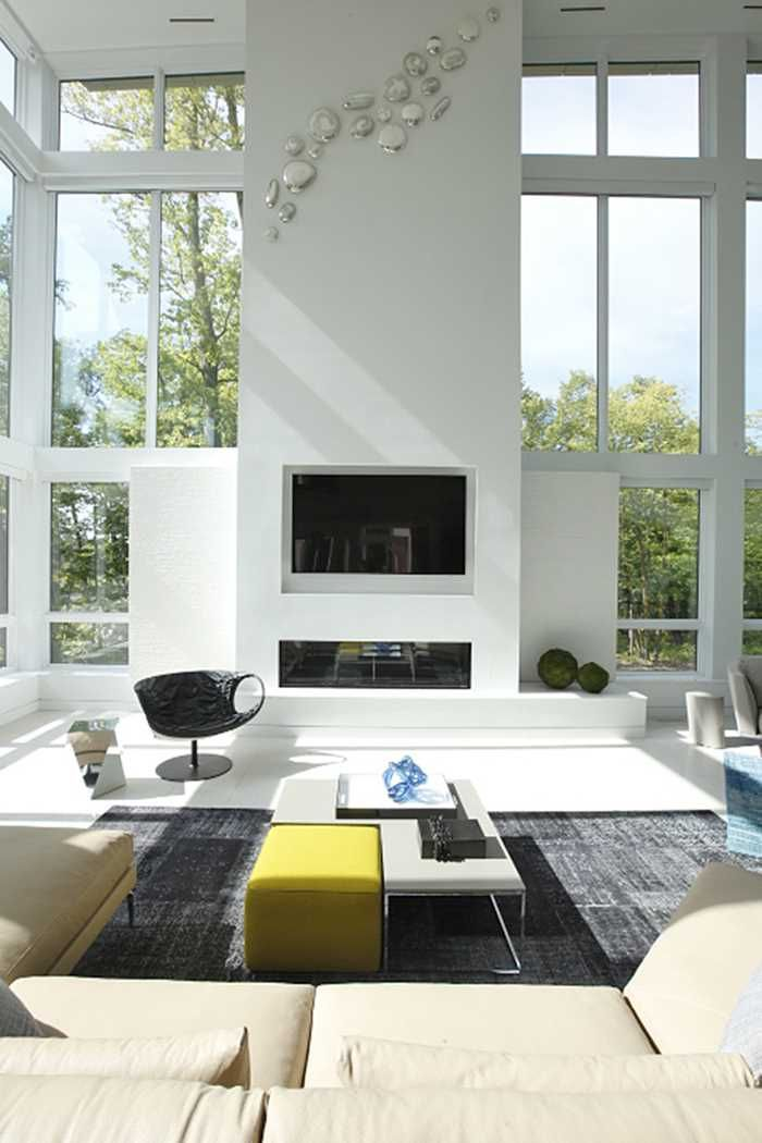 Modern House Design Edge Of Modernism Dkor Interiors