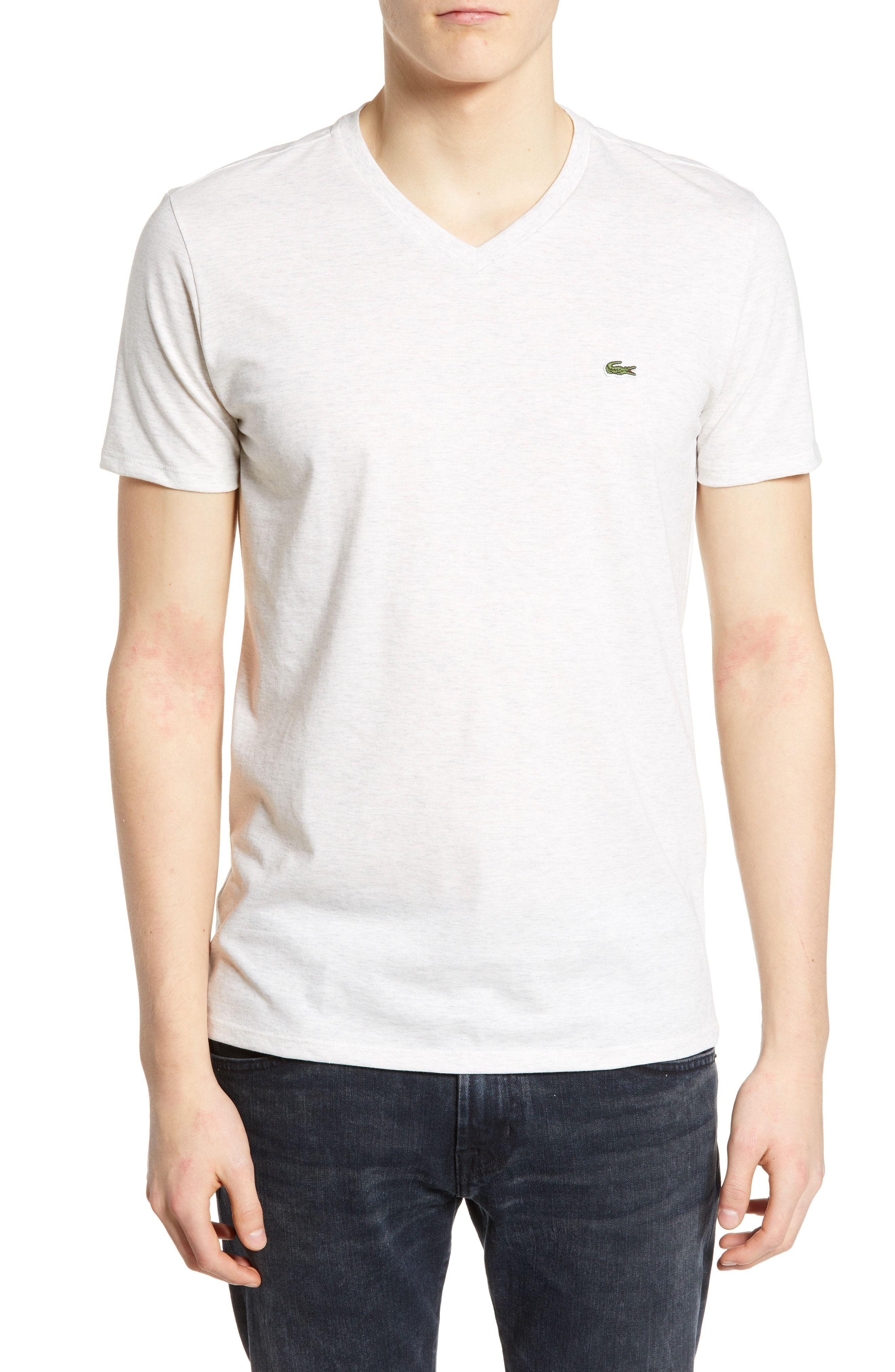 4892d1b584 LACOSTE V-NECK T-SHIRT.  lacoste  cloth