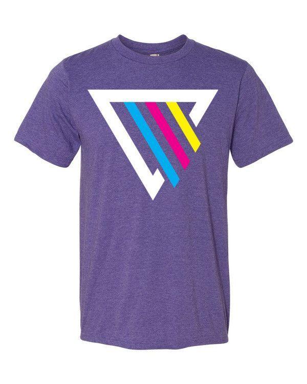 VS White Logo Tee