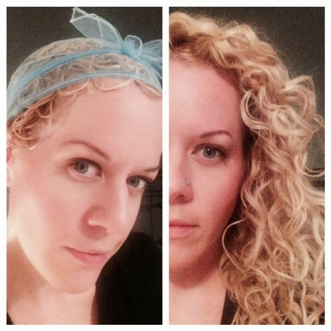 How To Plop With A Veil Net Plopping Curly Hair Curly Hair Styles Curly Hair Styles Naturally