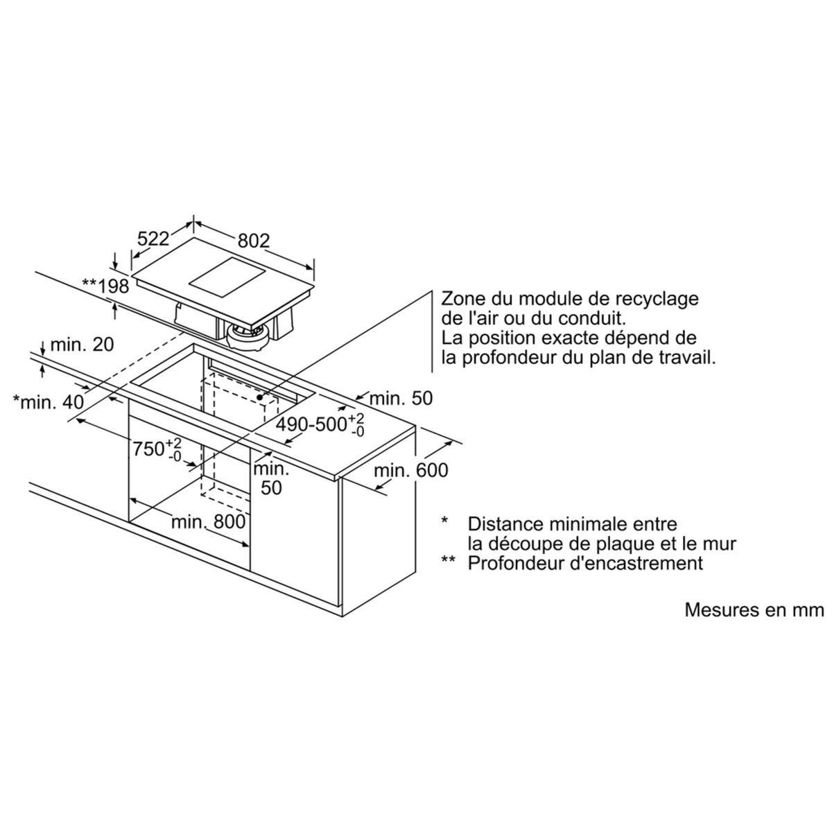 Plaque Induction Pvs851f21e 80 Cm Table Induction Induction Et