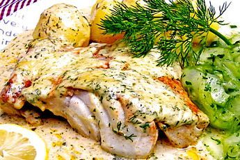 Photo of Cod in Mustard Sauce by Tryumph800 | chef