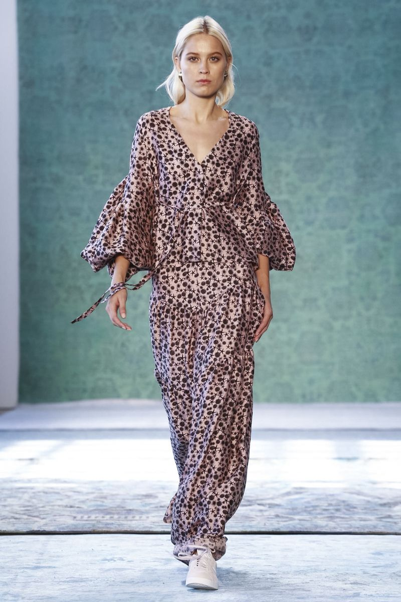 Hellessy Ready To Wear Spring Summer 2017 New York - NOWFASHION
