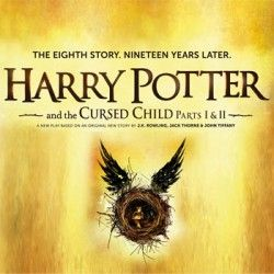 Harry Potter And The Cursed Child Exclusive Poster 5