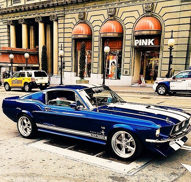 Ford Mustang Shelby Gt380 My Most Adored Old Timer Just