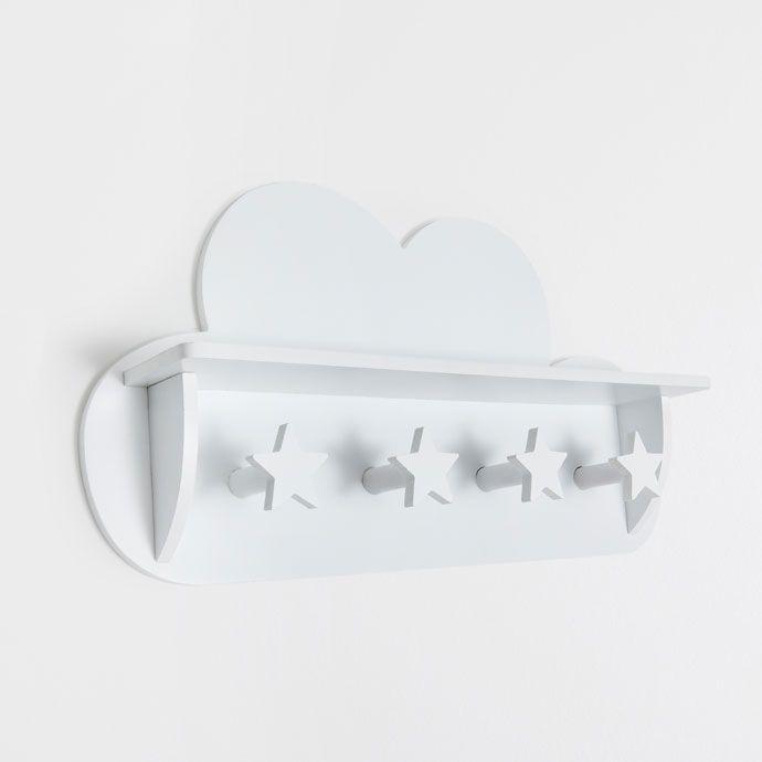 CLOUD WALL HOOK - Hangers and Hooks - Decoration | Zara Home United Kingdom