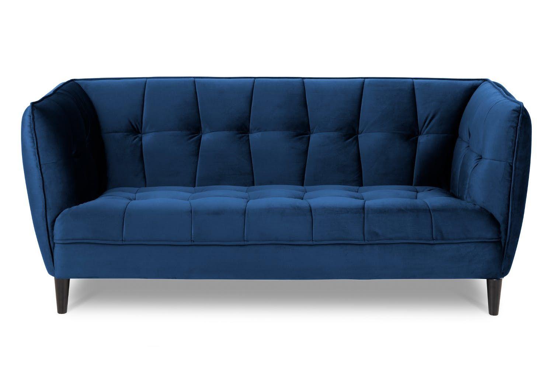 Misha 2 Seater Blue 2 Seater Corner Sofa Seater Sofa Sofa