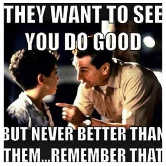Relevant Quote from the movie Goodfellas