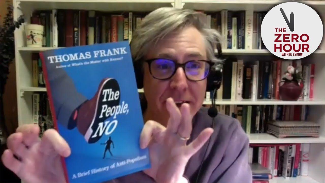 Thomas Frank 2020 Review 2021 Preview Thomas Franks Frank Thomas