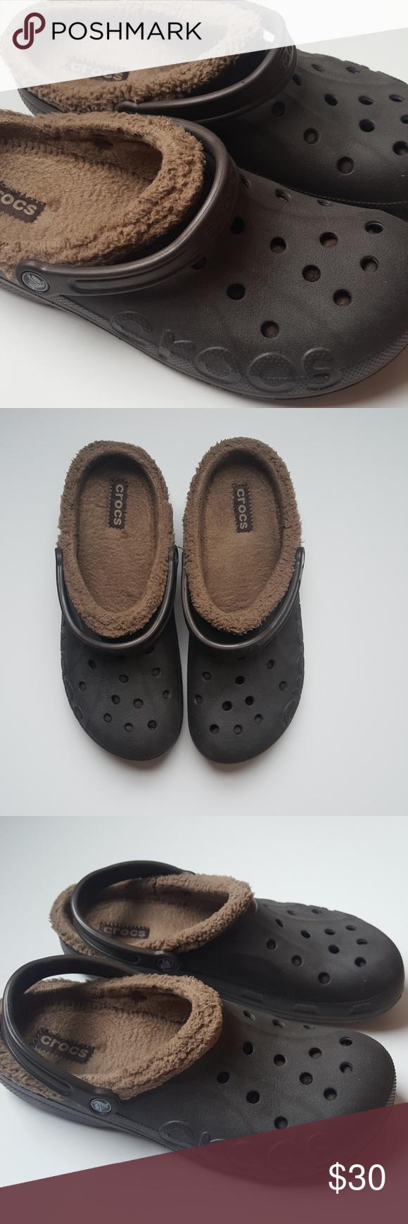 Crocs Clog Classic Lined Clog Crocs   My Posh Picks   Pinterest   Crocs scarpe   540621