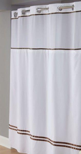 Hookless Monterey Shower Curtain Hookless Shower Curtain
