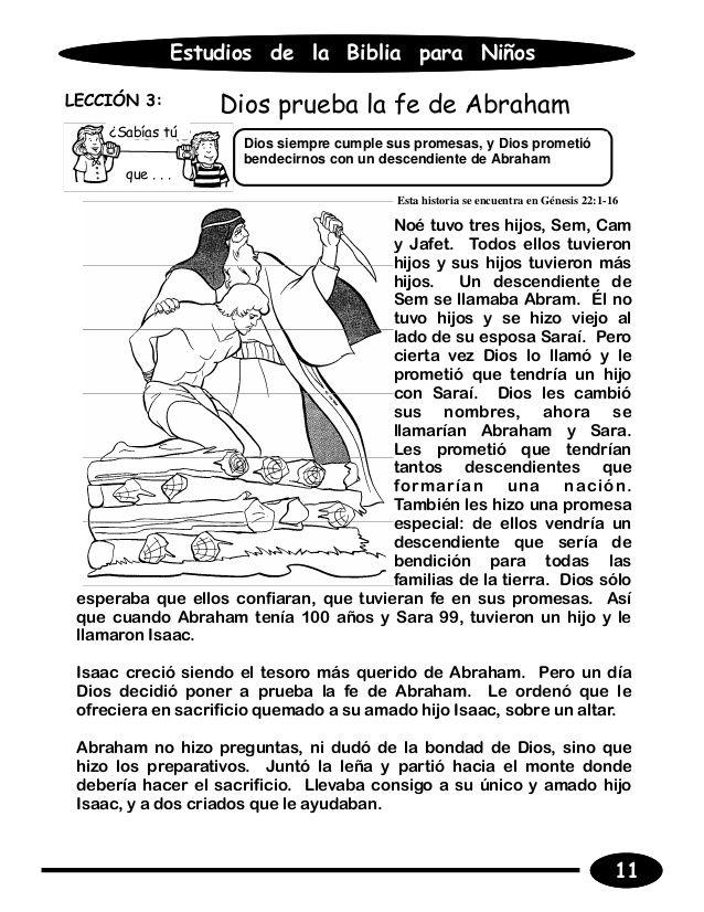 Nacimiento De Isaac Historia Para Ninos | www.imagenesmy.com
