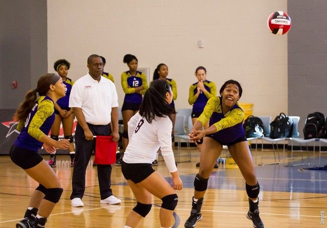 The Official Athletics Site Of Alcorn State University Women Volleyball Volleyball News Athlete