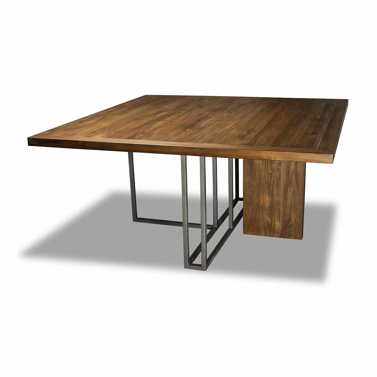 Highmount Square Dining Table South Cone Home Furniture Square Dining Tables Dining Table Solid Wood Dining Table