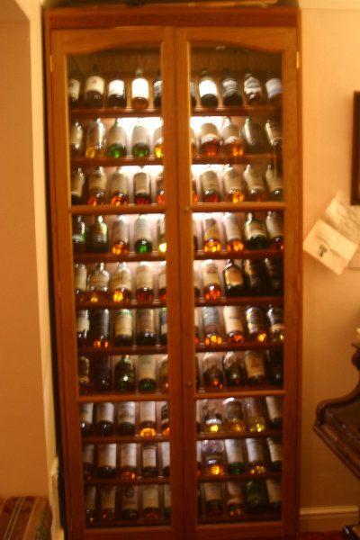 Aardig Whisky Cabinet Maar Dan Wil Ik Hem Zelf Wat