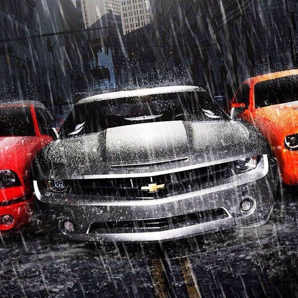 C Camaro - F**k The Rain!