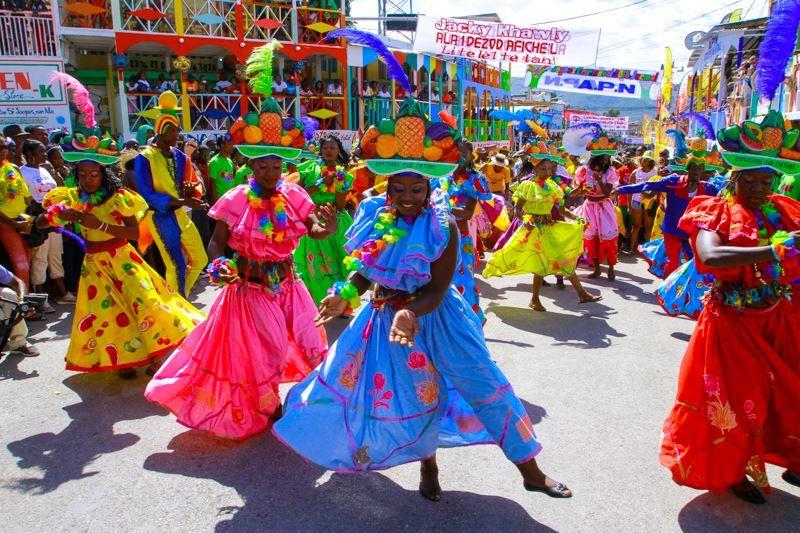 Resultado de imagem para carnaval no haiti