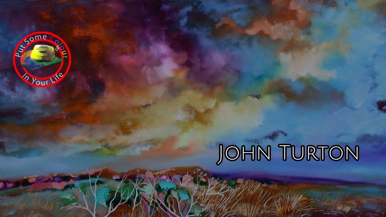 Fine Art Tips On How To Paint Oil And Acrylic Landscapes With John Turto Landscape Painting Tutorial Art Workshop Art Lessons