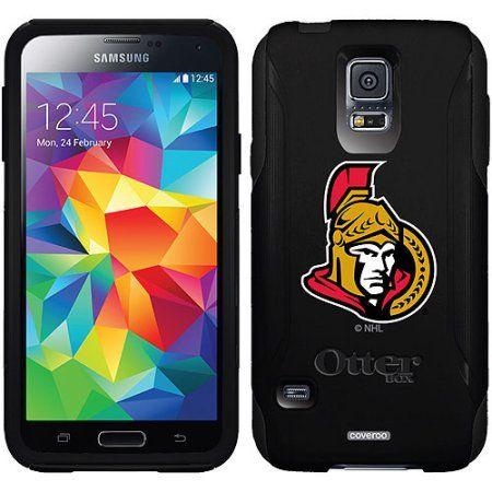 Ottawa Senators Primary Logo Design on OtterBox Commuter Series Case for Samsung Galaxy S5
