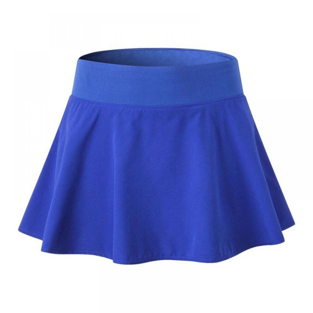 bb16027df1288 Women Tennis Yoga Shorts Fitness Badminton Shorts Breathable Quick-Drying  Ladies Sports Tennis Skirt Underpants
